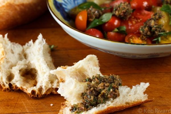 Tomato Salad with Tuna Tapenade-8646
