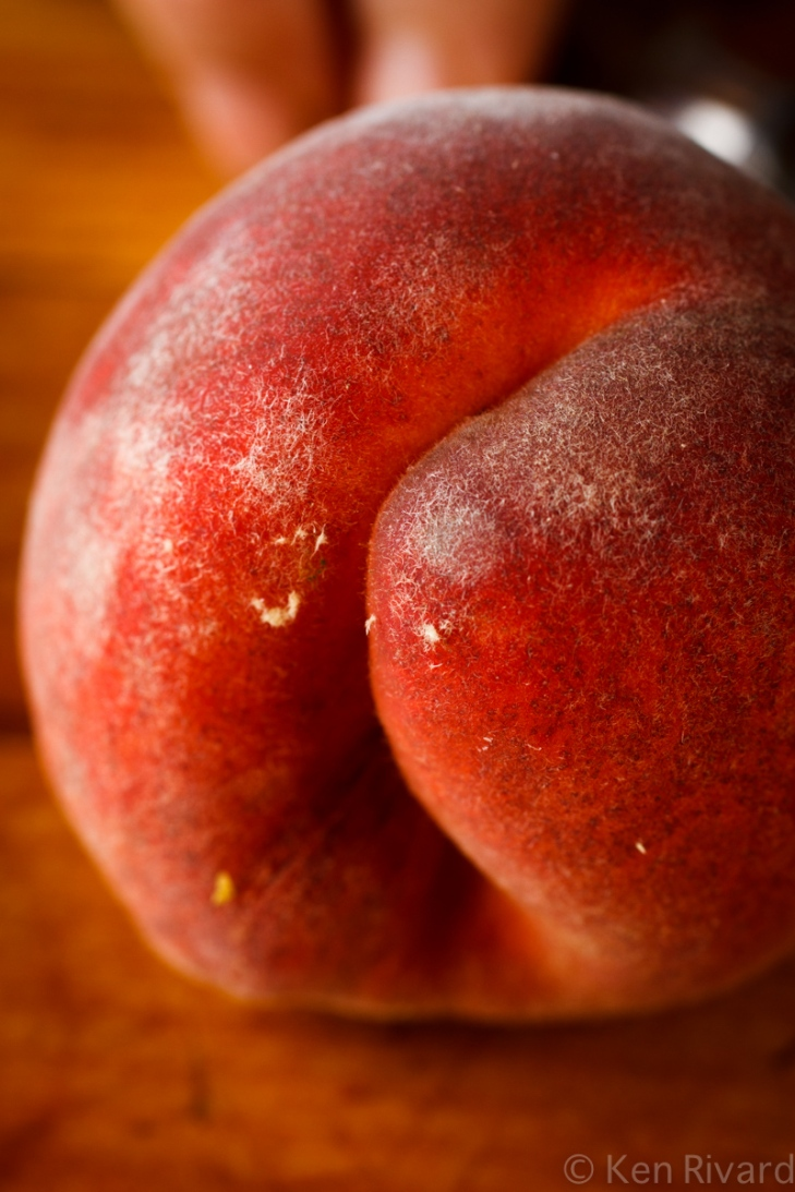 Peach prosciuto antipasto-9822