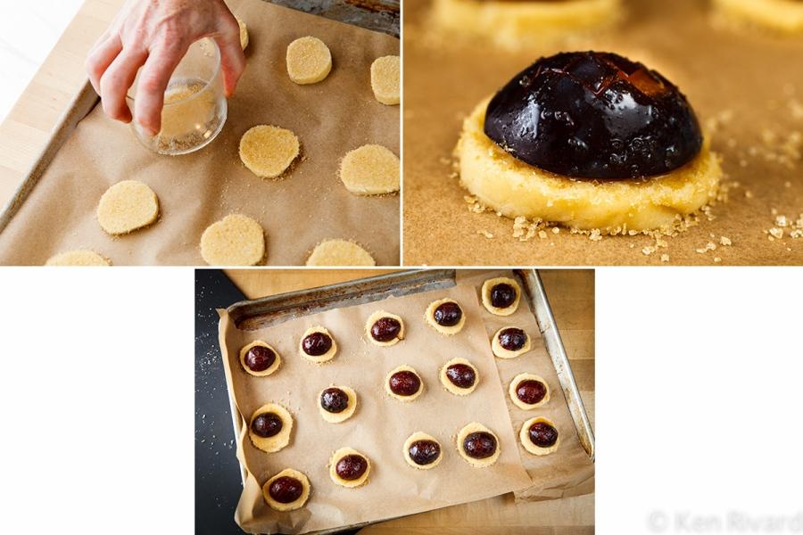 Plum Cookies 3-2-2