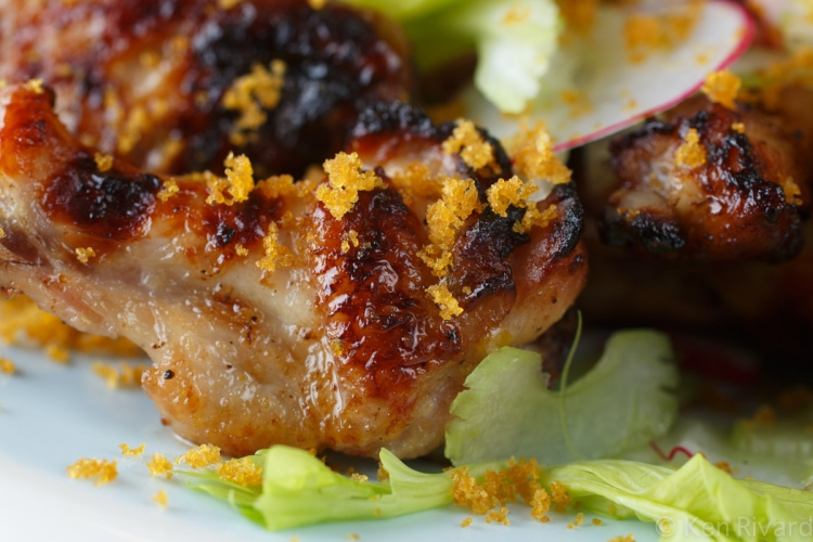 Chicken Wings with Celery and Bottarga-2446