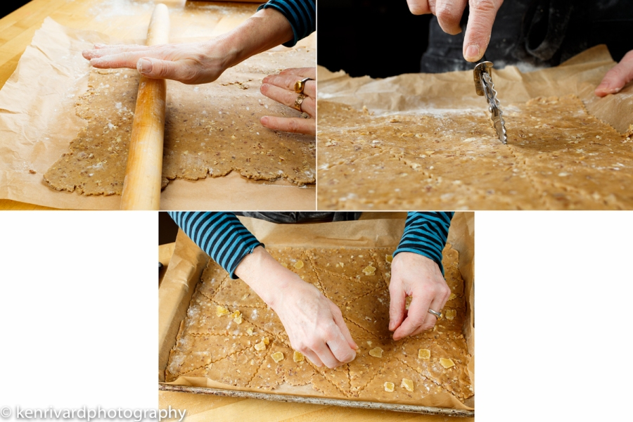 Pecan Ginger Tiles 3-2-2