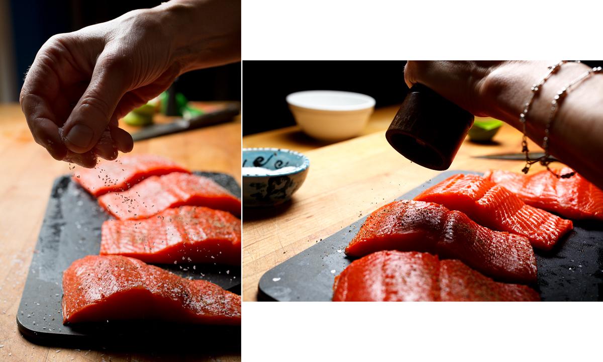 Poached Salmon 2-1-2