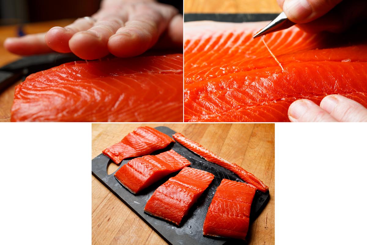 Poached Salmon 3-1-2