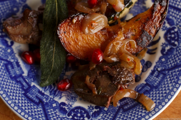 Chicken Livers with Passionfruit-11
